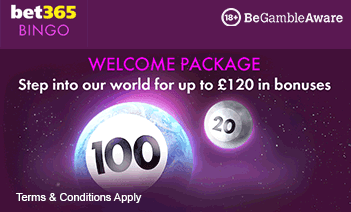 Bet365 Welcome Package