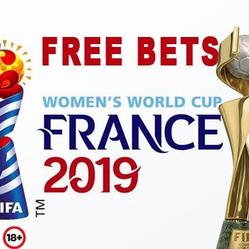 Women World Cup 2019 Free Bets