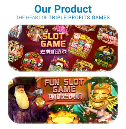 Triple Profits Games Products
