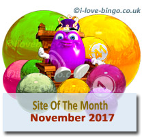November207 bingo site of the month