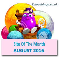 bingosite of the month August2016