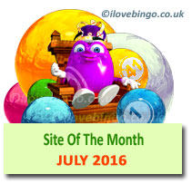 bingosite of the month July2016