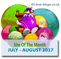 bingosite of the month july august 2017