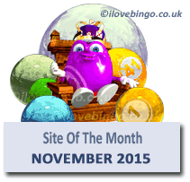 bingosite of the month november
