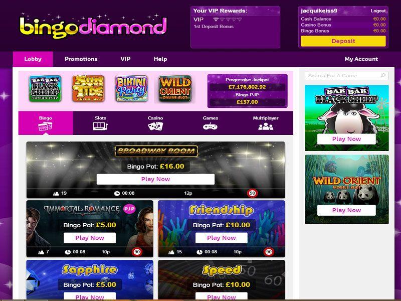Bingo-Diamond-Games-Page