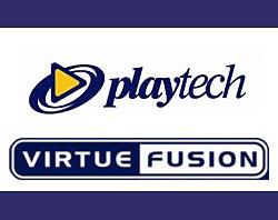 Playtech Virtue Fusion logo