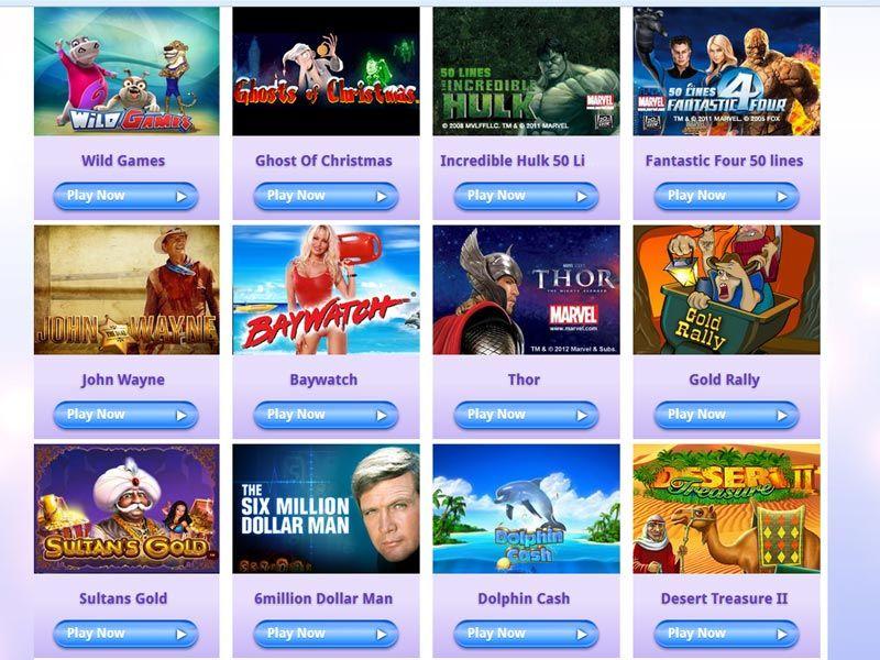 Winner Slot Games