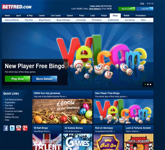 BF Homepage