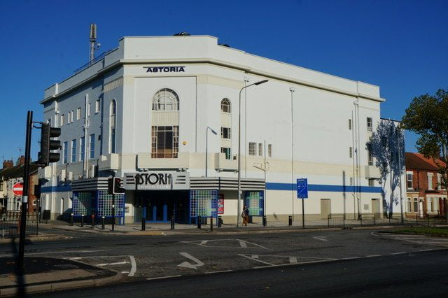 the hull astoria - bingo hall