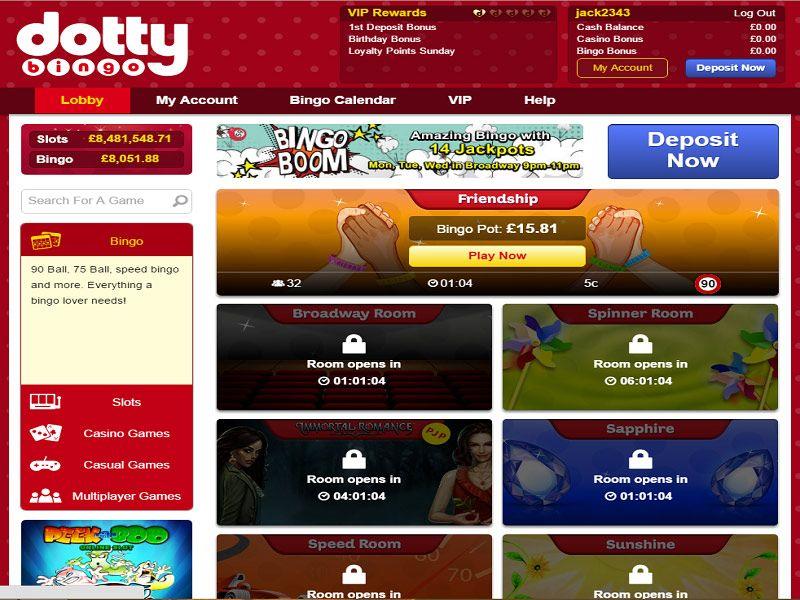 Dotty-Bingo-Games-Page