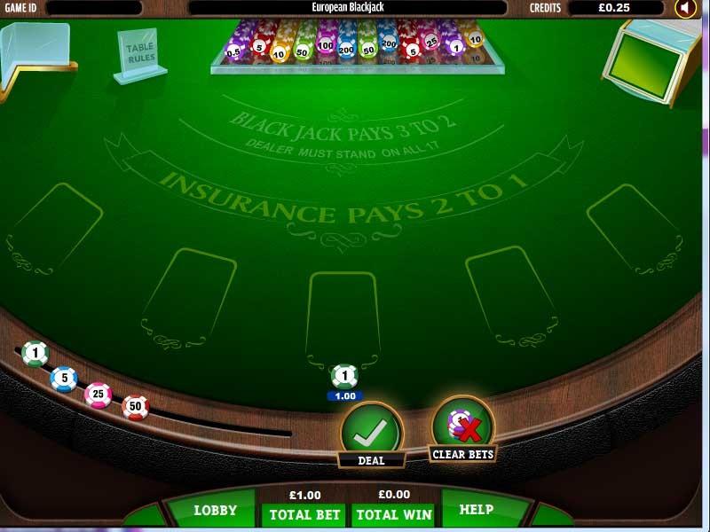 Landmark Blackjack