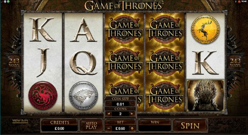 Glossy Bingo game-of-thrones Slot-in-Play