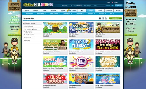 will hill Game page