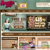 Home Page Screenshot - Sparkling Bingo