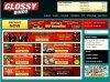 Glossy Bingo Games Page