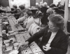 Women playng bingo - Sixties