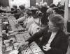 Women playng bingo - Sixties