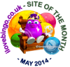 Bingo Site of the month MAY 2014