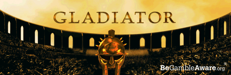 Gladiator Playtech detailed description and info | I love bingo
