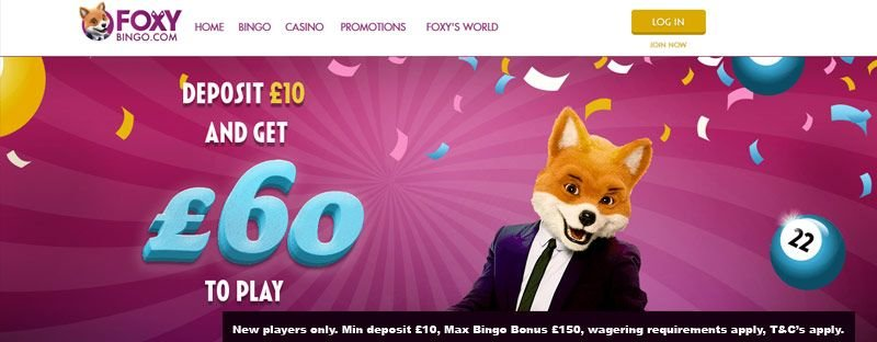 Foxy Zero Bingo Review – The Expert Ratings and User Reviews