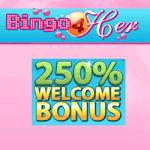 Bingo4her.com logo