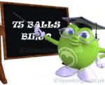 How to play 75 Ball Bingo