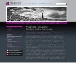 Alderney GCC Website
