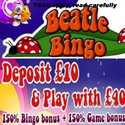 Beatle Bingo