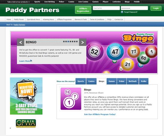 Paddy Partners