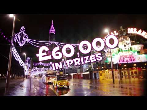 Foxy's Prize Bus - TV ad October 2013 Promotion
